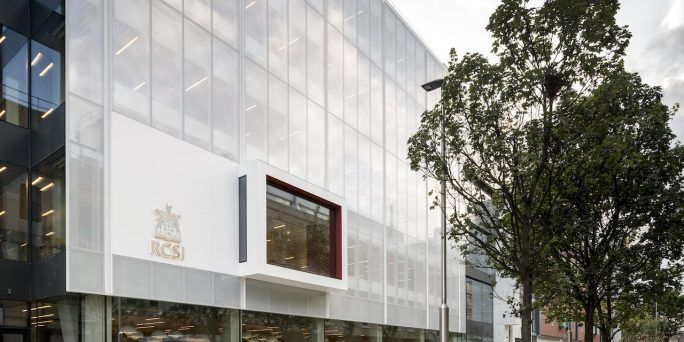RCSI New Academic Education Building
