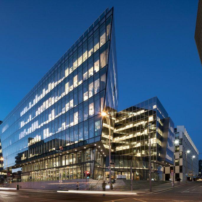 Facebook EMEA HQ